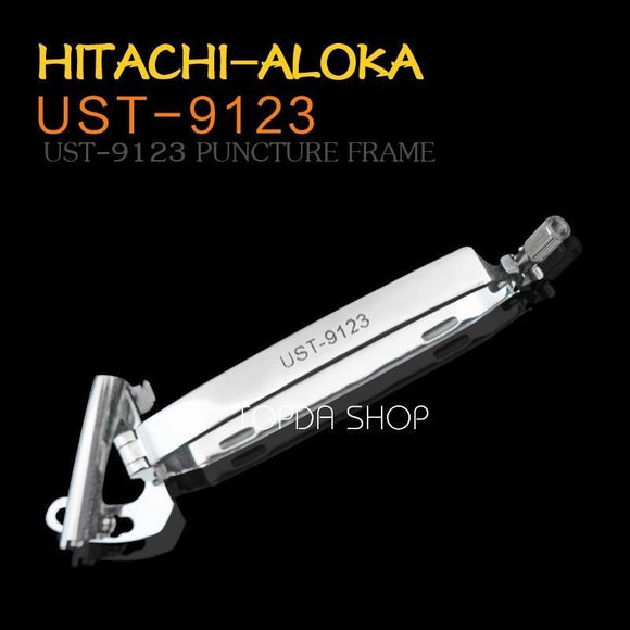 UST-9123 HITACHI-Aloka B-ultrasound Probe Puncture stent Stainless steel guide 725326264218