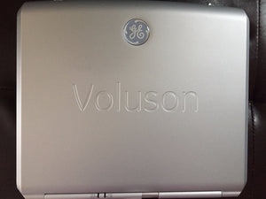 GE Voluson i Portable Ultrasound System  with 3 New Probes 1 Used