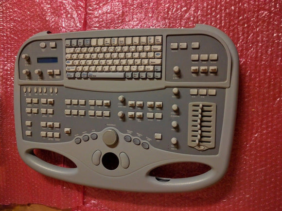ACUSON/SIEMENS Sequoia 512 Ultrasound Control Panel (User Interface) Pn 08231642