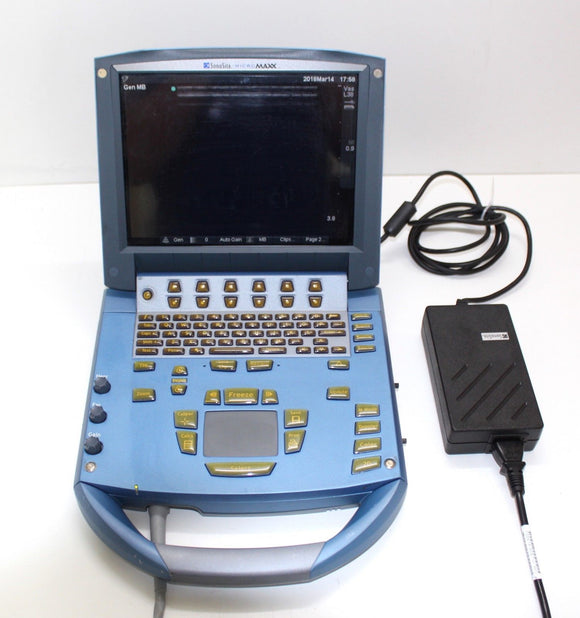 Sonosite Micromaxx Ultrasound ( please read)