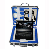 Laptop Ultrasound Scanner +Convex+Linear+Transvaginal 3 Probes Free Aluminum Box