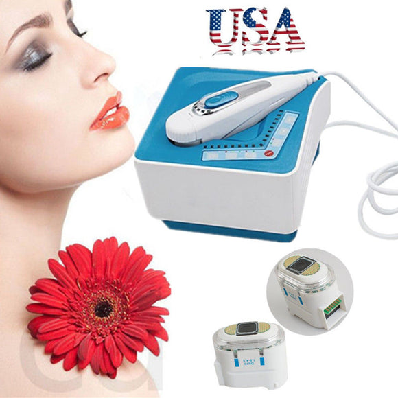 TOP HIFU High Intensity Focused Ultrasound Ultrasonic RF LED Facial Lift Refresh 190891876379