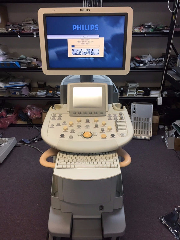 PHILIPS iU22 Cart F Ultrasound System