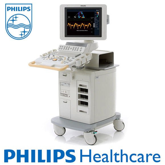 CVO Philips HD11-XE - Fully Equipped Ultrasound Machine ECG Stress Echo Cardiac