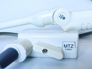 GE MTZ 6.5 MHz Endocavity Probe Ultrasound Transducer FOR GE Logiq 200/200pro