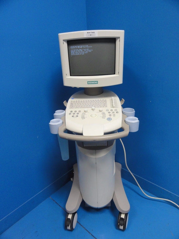 2008 Siemens Sonoline G20 Ultrasound System ~ Box Only  ~ For Parts (7352)