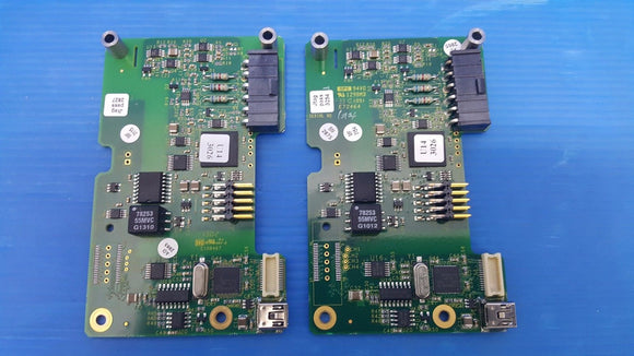 GE R2419018-3 ECG Board V3 Assy for Vivid i GEMSI Ultrasound ( LOT OF 2 )