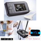 Human Laptop Ultrasound Scanner Machine 3.5MHZ Convex Probe +Gift Oximeter +Case 190891054043