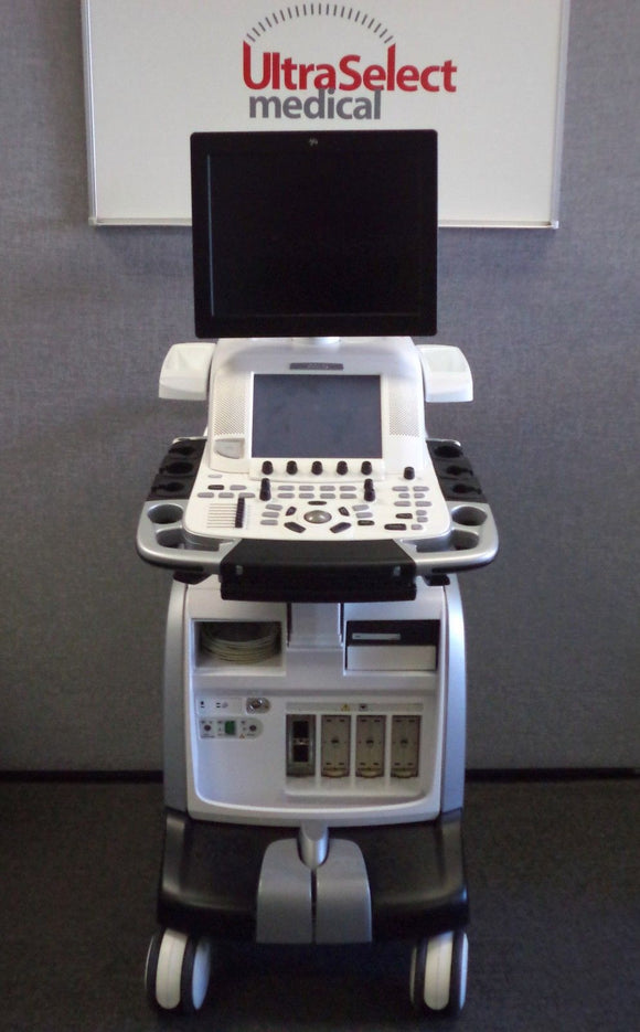 GE Vivid E9 with XD Clear Cardiac/Vascular  Ultrasound System  Excellent Scanner