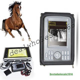 Medical Veterinary/Animal Digital  Ultrasound Scanner Machine Rectal Probe & Box 190891413352