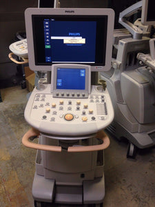 PHILIPS IU22 CART G ULTRASOUND  SYSTEM