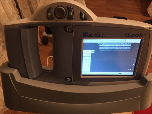 Ultrasound Sonosite iLook 25 with Linear Probe and Stand DOM2006