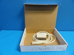 GE Vingmed KN100001 FPA 5MHZ 1A Flat Phased Array Probe for GE System 5 (10335)