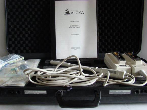 ultrasound-probe aloka ust-671-5-7/5