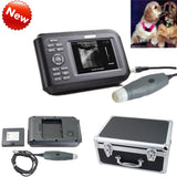 Portable Veterinary Ultrasound Scanner 3.5Mhz Rectal Transducer US Wareshouse 190891468284