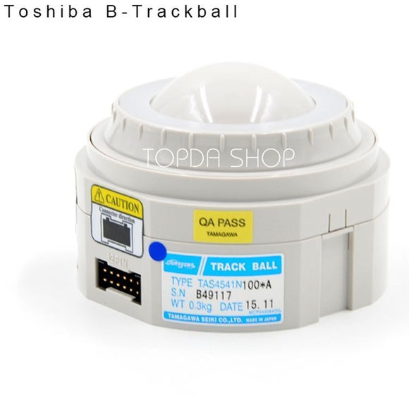 1pc ORIGINAL Brand new B49117 TOSHIBA B-ultrasound Trackball DHL FEDEX 725326262191