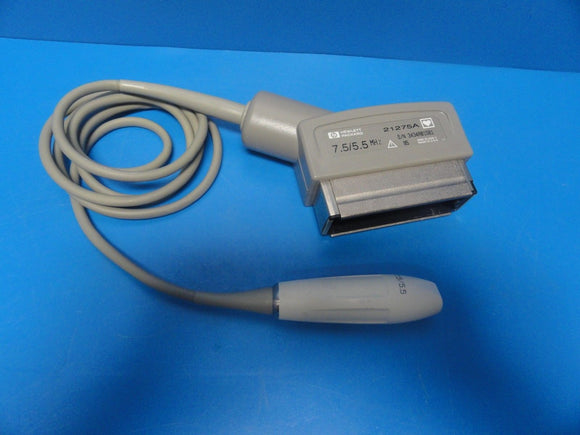 HP 21275A 5.5/7.5 MHz Phased Array Probe  for HP Sonos 1000 to  2500 (6710)