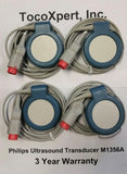 HP Philips M1356A Ultrasound Transducer $249 - LIFETIME Warranty! 100% ORIGINAL 192243004454