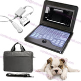 Veterinary Laptop Ultrasound Scanner Machine VET 3.5 Micro Convex Probe,Cat/Dog 658126923446