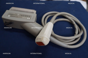 Hewlett Packard  21202A 2.5/2.0 MHz Ultrasound Transducer Probe Adult Cardiac