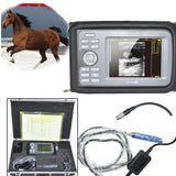 USA Veterinary handheld ultrasound scanner System cow/horse/Animal Rectal 6.5MHZ