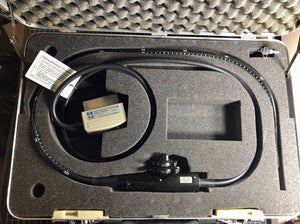 HP 21362A 5.0 MHz Ultrasound Transducer Probe Sonogram Transesophageal W/ Case