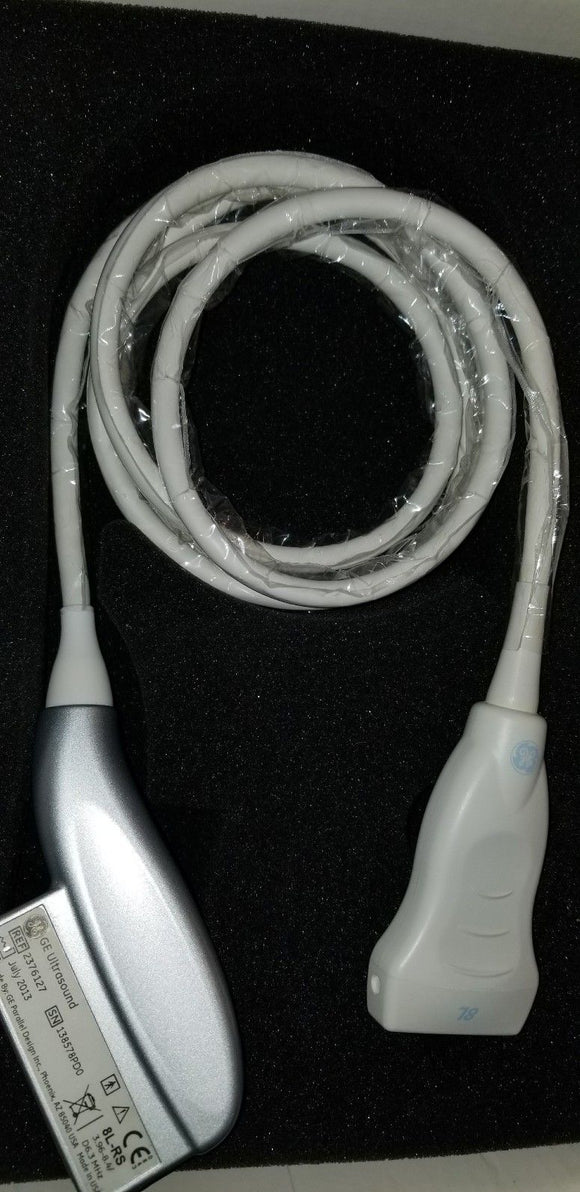 GE 8L-RS Ultrasound Probe / Transducer