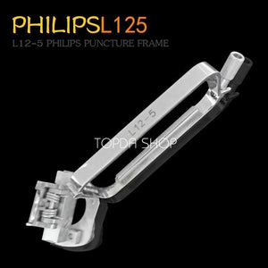 1pc L12-5 PHILIPS B-ultrasound Probe Puncture stent Stainless steel guide 725326264171