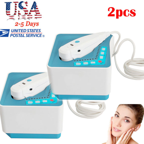 2x High Intensity Focused Ultrasound Hifu Machine Ultrasonic Face lifting Device