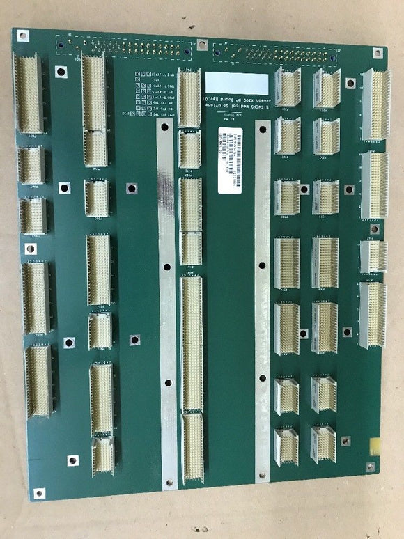 Siemens X300 Ultrasound BP/ Motherboard Model 10131805
