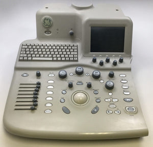 GE Logiq 5 Expert Ultrasound Control Panel Assembly