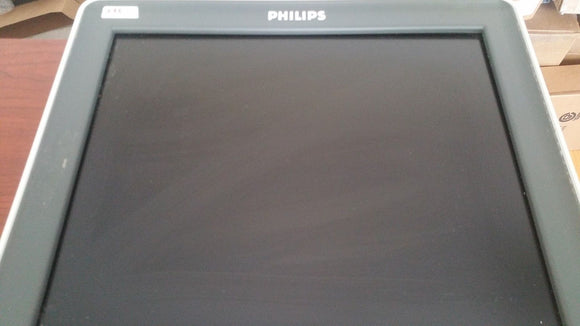 Philips IE33 /IE22 Ultrasound  17 in Color Monitor P/N 2100-1906-01C SEP 2005