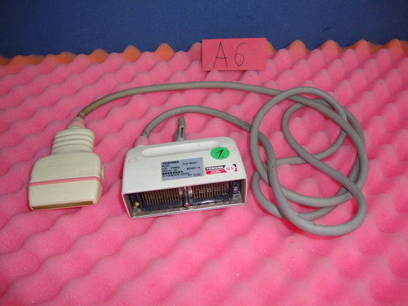 Toshiba Ultrasound Probe PLN-805AT
