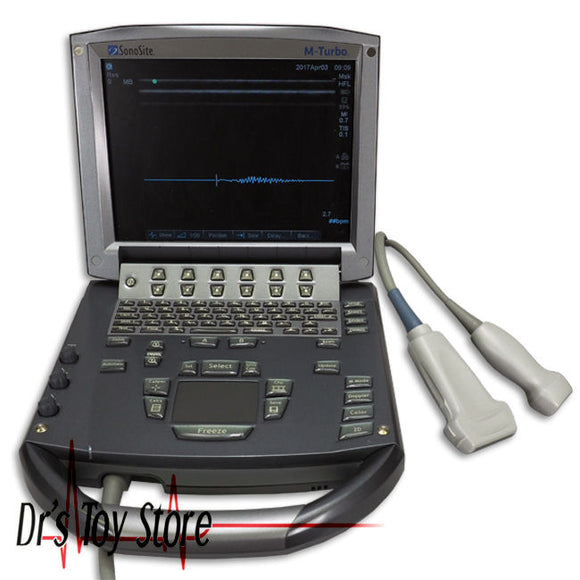 Sonosite M-Turbo Portable Ultrasound System