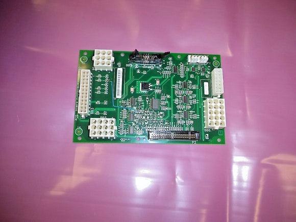 Philips IU22 Ultrasound Acquisition Power Distribution Board  (PN: 453561172773)