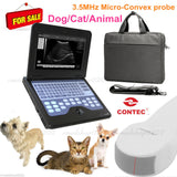 VET Veterinary Portable Laptop Ultrasound Scanner Machine For Dogs/ Cats, Animal 658126923446