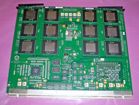 Siemens Antares Ultrasound RCB/L RC Board (PN: 7476810)