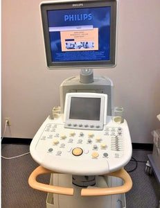Philips iU22 Ultrasound System - A Cart - Version 5.0.3
