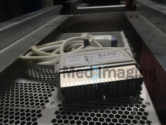 GE Signa ML6-15-D Ultrasound Transducer / Probe PN: 5199103 - TESTED