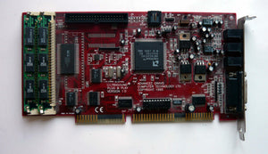RARE!!! Advanced Gravis Ultrasound GUS PnP Ver 1.0 2MB ISA Sound Card - Test OK! 62770330015