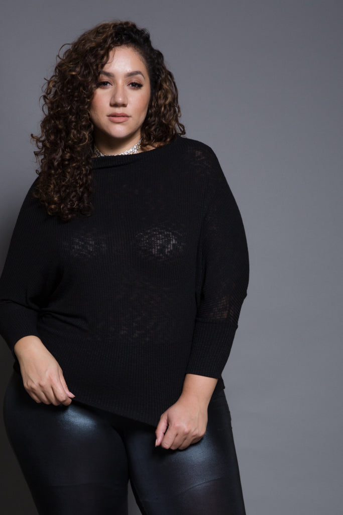 Plus Size Comfy Top