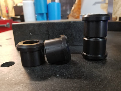 240 Front Control Arm Delrin Bushings