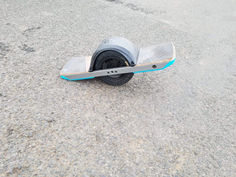 Grey Hard Coating Onewheel Plus XR Rails