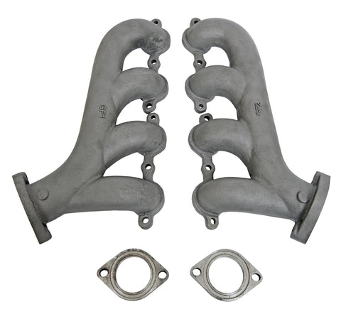 LS V8 Cast Exhaust Manifolds
