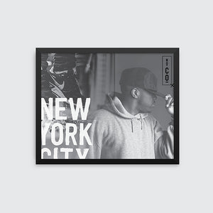 City Print - New York. Limited Edition.