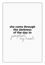 HL Print004 Jumpstart My Heart