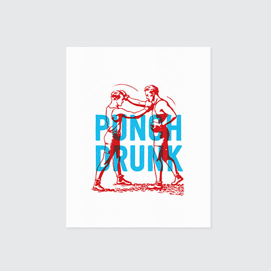 Good Fight - Punch Drunk. Limited Edition.