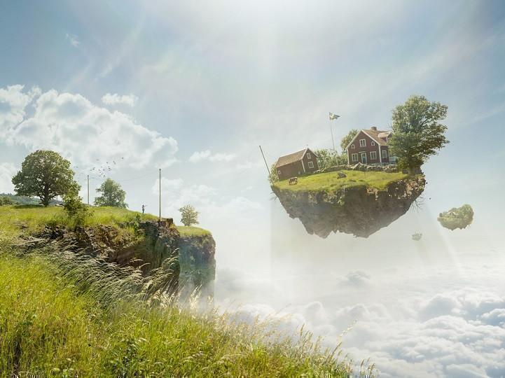 The work of Erik Johansson