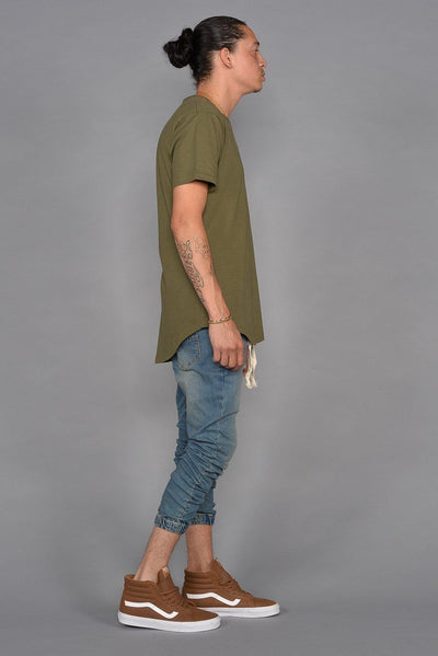 Denim Jogger Pants - Seize&Desist Los Angeles