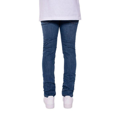 Victor Skinny Jeans in Classic Blue Mens Jeans Seize&Desist Los Angeles